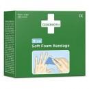 Bandage Soft Foam Bandage Blå 4,5mx6cm