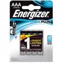 Batteri Energizer Max AAA 4st/fpk (Miljö)