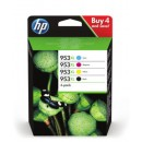 Bläckpatron HP 953XL Value Pack CMYK