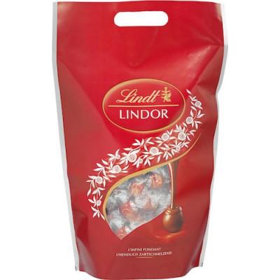 Lindor Mjölkchoklad 2kg