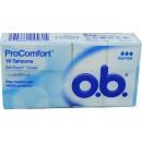 Tampong OB ProComfort Normal