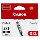Bläckpatron Canon CLI-581BK XXL Svart