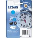 Bläckpatron Epson 27XL Cyan
