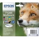Bläckpatron Epson T1285 Multipack CMYK