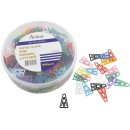 Gem Plast 25mm Sorterade Färger 500st/ask