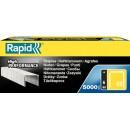 Häftklammer Rapid 13/6 5000st/fpk
