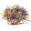 Färgade Stickor 5cm ca 4300st/fpk