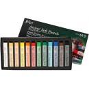 Torrpastellkritor Mix 12 färger