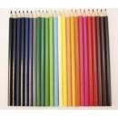 Färgpenna 24 färger/fpk