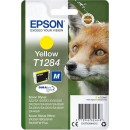 Bläckpatron Epson T1284 Gul