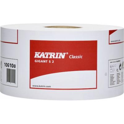 Katrin Toalettpapper Classic Gigant S 2 12rullar/kart(Miljö)
