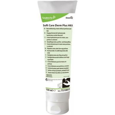 Handkräm Soft care Derm+ 150ml 10st/fpk