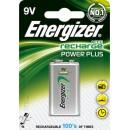 Batteri Energizer Uppladdningsbara 9V