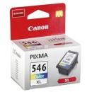 Bläckpatron Canon CL-546XL 3-Färg