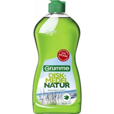 Handdiskmedel Grumme Natur 0,5L (Miljö)
