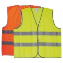 Varselväst Hi Vis 20471 Vest Class II Orange