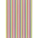 Presentpapper Multistripes 57cmx154m