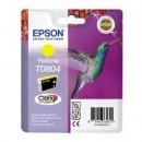 Bläckpatron Epson T0804 Gul