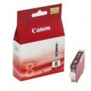 Bläckpatron Canon CLI-8 Röd