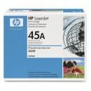 Toner HP 45A Q5945A Svart