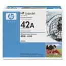 Toner HP 42A Q5942A Svart