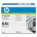 Toner HP 64X CC364X Svart