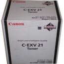 Toner Canon C-EXV21 Svart