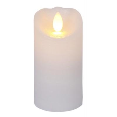 Vaxljus LED Ljus med Timer, 10cm