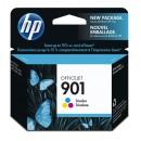 Bläckpatron HP Nr901 3-Färg