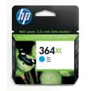 Bläckpatron HP Nr364XL Cyan