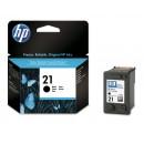 Bläckpatron HP Nr21 Svart