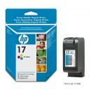 Bläckpatron HP Nr17 3-Färg