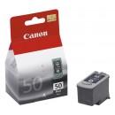 Bläckpatron Canon PG-50BK Svart