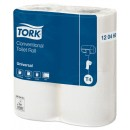 Tork Extra Långt Toalettpapper Universal 2-Lager 24rullar/bal (Miljö)