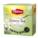 Te Lipton Pyramid Green Tea 20st/fpk