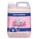 Sköljmedel Comfort Professional Lily och Rice Flower 5L