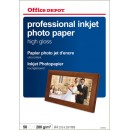 Fotopapper Professional A4 High Gloss 50st/fpk (Miljö)