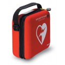 Slim Röd Väska till HeartStart HS1