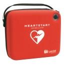 Röd Väska till HeartStart HS1