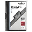 Klämmapp Durable A4 60-Blad 25st/fpk