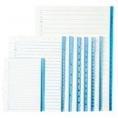 Pärmregister Papper A4 1-31 10st/fpk (Miljö)