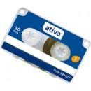 Minikassett Ativa 2x15min