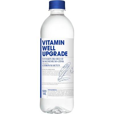 Dryck Vitamin Well Upgrade Citron & Kaktus