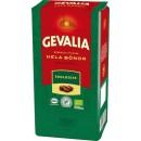 Kaffe Gevalia Hela Bönor Mellanrost Ekologisk 12x500g