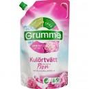 Tvättmedel Grumme Kulörtvätt Pion 800ml 8st/fp