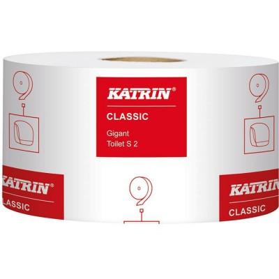 Toalettpapper Katrin Gigant S2 Classic 12rullar/kart