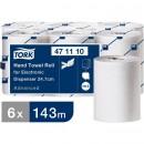 Pappershandduk på Rulle Tork H13 Elektronisk Dispenser 24,7cm 6st/fpk