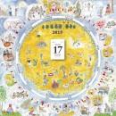 Väggkalender Hela Året Runt (exkl block) (Miljö)
