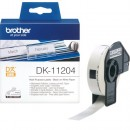 Universaletikett Brother DK11204 17x54mm 400st/rulle