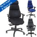 Sverigestolen 818 med Extra Bra Sittkomfort